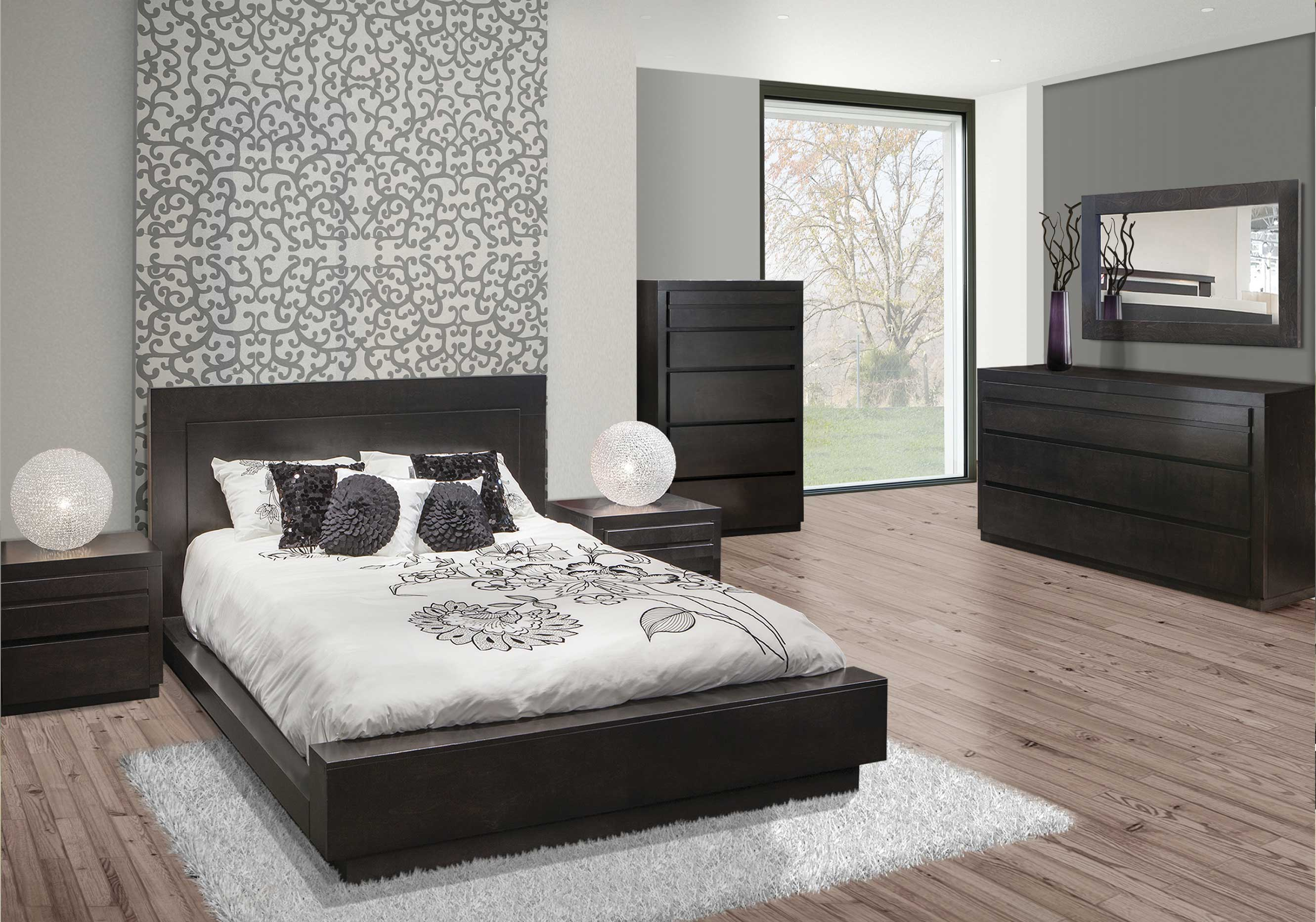 viebois catalogue chambres coucher 700. Black Bedroom Furniture Sets. Home Design Ideas