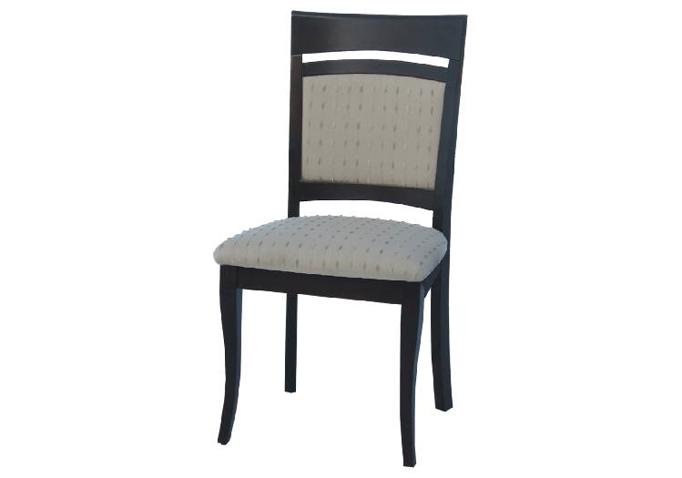 chair with padded back