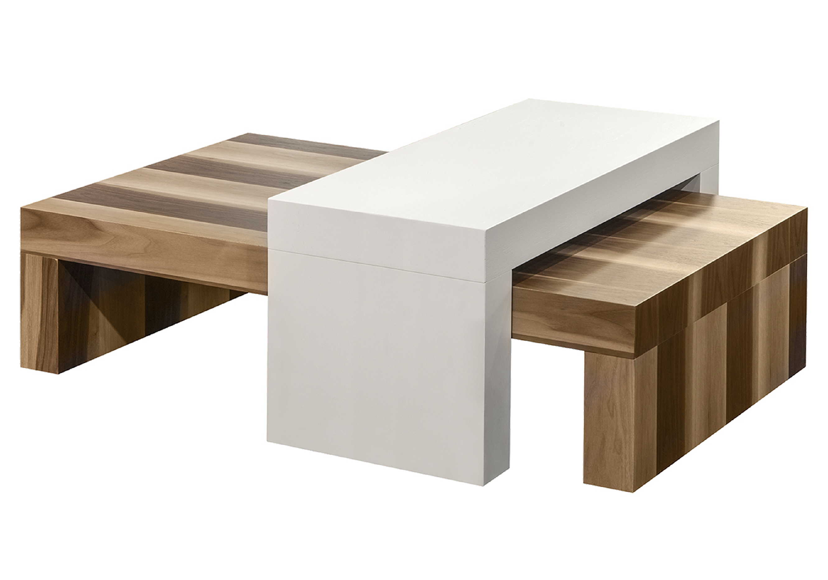 Viebois catalog living room tables 310tcr for Table in table